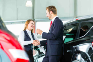 Car Sales Handshake